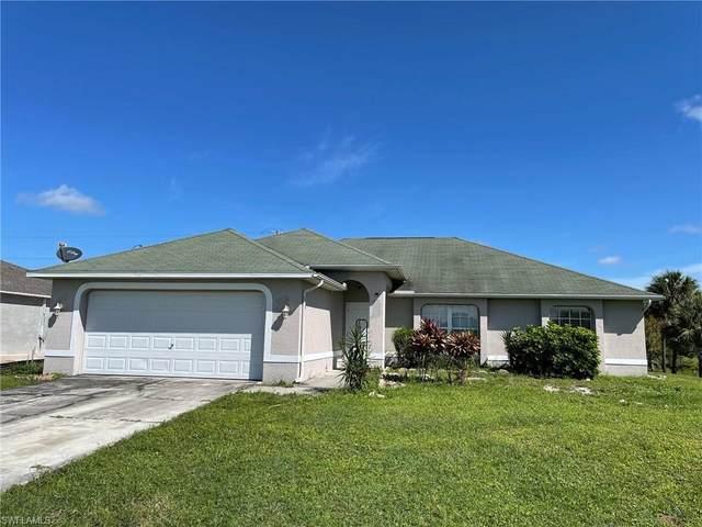 1515 NE 13th Terrace, Cape Coral, FL 33909 (MLS #221051692) :: Team Swanbeck