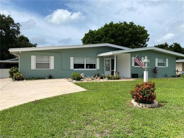1410 Santa Barbara Avenue, Fort Myers, FL 33901 (MLS #221051749) :: Crimaldi and Associates, LLC