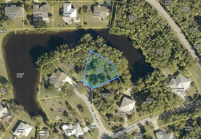 4540 Pine Village Court, St. James City, FL 33956 (MLS #221051857) :: Florida Homestar Team