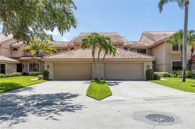 16391 Fairway Woods Drive #205, Fort Myers, FL 33908 (MLS #221052011) :: Medway Realty