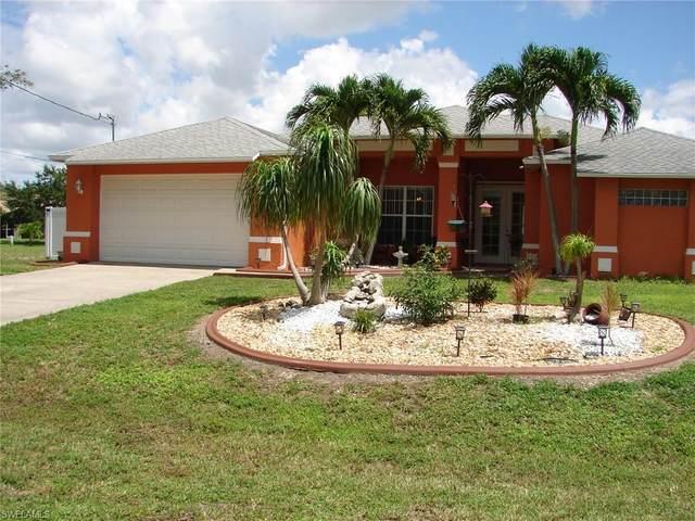 1729 SW 28th Lane, Cape Coral, FL 33914 (#221052118) :: Southwest Florida R.E. Group Inc