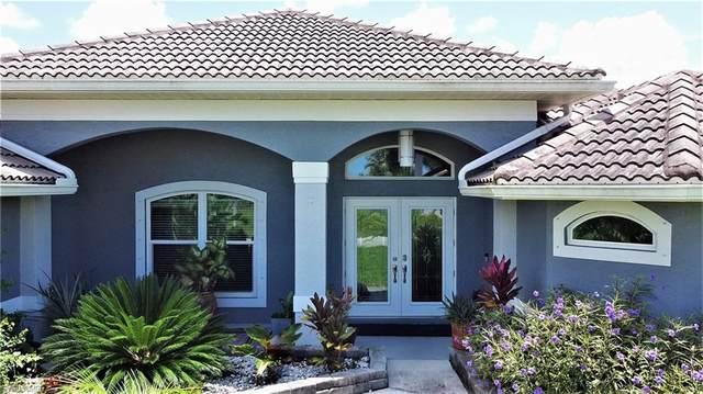 2103 NW 41st Place, Cape Coral, FL 33993 (MLS #221052231) :: Crimaldi and Associates, LLC