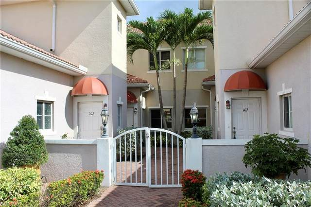 12101 Santaluz Drive #201, Fort Myers, FL 33913 (MLS #221052376) :: The Naples Beach And Homes Team/MVP Realty