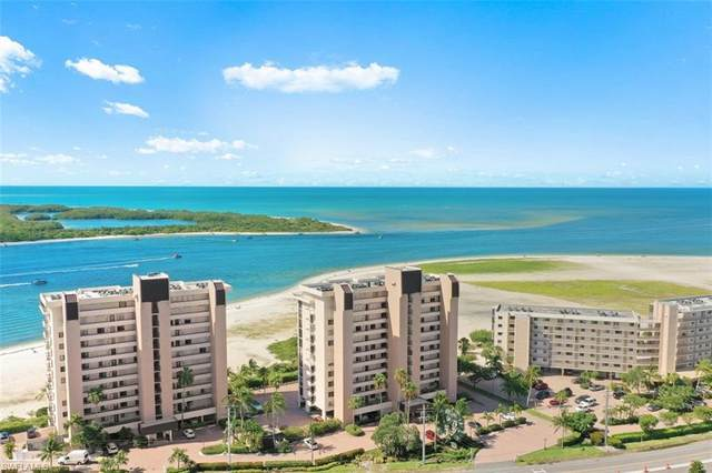 8400 Estero Boulevard #304, Fort Myers Beach, FL 33931 (MLS #221052416) :: Crimaldi and Associates, LLC