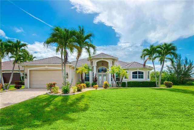 4105 SW 27th Place, Cape Coral, FL 33914 (#221052454) :: The Dellatorè Real Estate Group