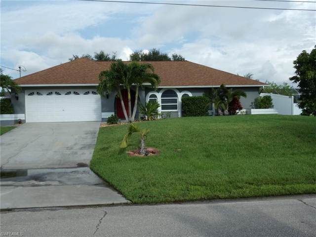 1428 NE 1st Avenue, Cape Coral, FL 33909 (MLS #221052460) :: The Naples Beach And Homes Team/MVP Realty