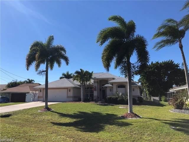 3616 SE 21st Place, Cape Coral, FL 33904 (MLS #221052479) :: Florida Homestar Team