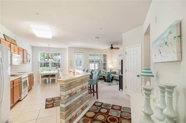 11741 Pasetto Lane #101, Fort Myers, FL 33908 (MLS #221052578) :: Realty World J. Pavich Real Estate