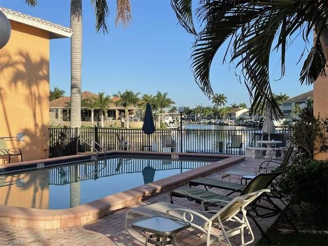 4210 SE 19th Avenue 1I, Cape Coral, FL 33904 (#221052697) :: Southwest Florida R.E. Group Inc