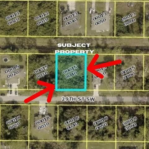 4748/4750 29th Street SW, Lehigh Acres, FL 33973 (MLS #221052717) :: BonitaFLProperties