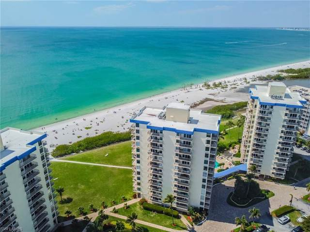 7300 Estero Boulevard #203, Fort Myers Beach, FL 33931 (MLS #221052783) :: RE/MAX Realty Group