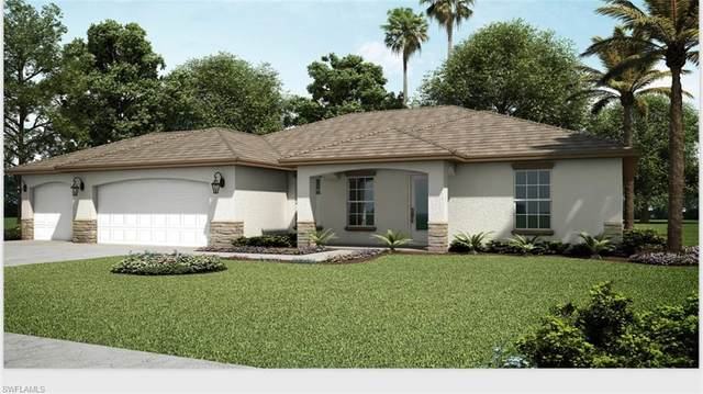 2635 NW 25th Place, Cape Coral, FL 33993 (#221052855) :: Jason Schiering, PA