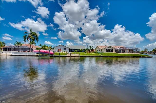 429 SW 46th Terrace, Cape Coral, FL 33914 (MLS #221052965) :: Medway Realty