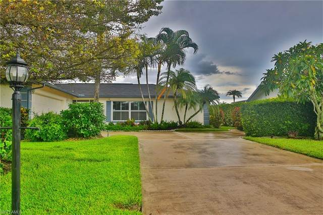 4485 Beechwood Lake Drive, Naples, FL 34112 (MLS #221053000) :: RE/MAX Realty Team