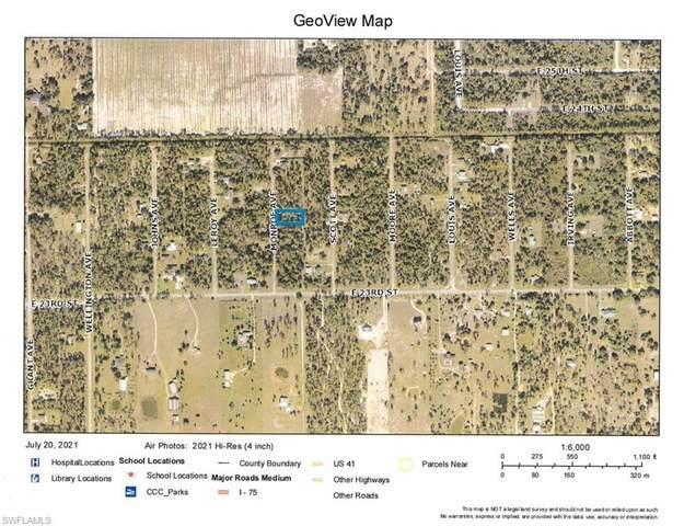 2310 Monroe Avenue, Alva, FL 33920 (MLS #221053007) :: Clausen Properties, Inc.