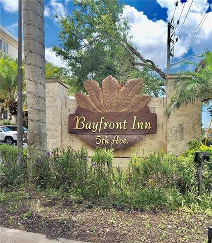 410 Bayfront Place #2503, Naples, FL 34102 (MLS #221053118) :: RE/MAX Realty Group