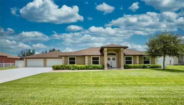 812 SW 4th Avenue, Cape Coral, FL 33991 (MLS #221053179) :: Premiere Plus Realty Co.