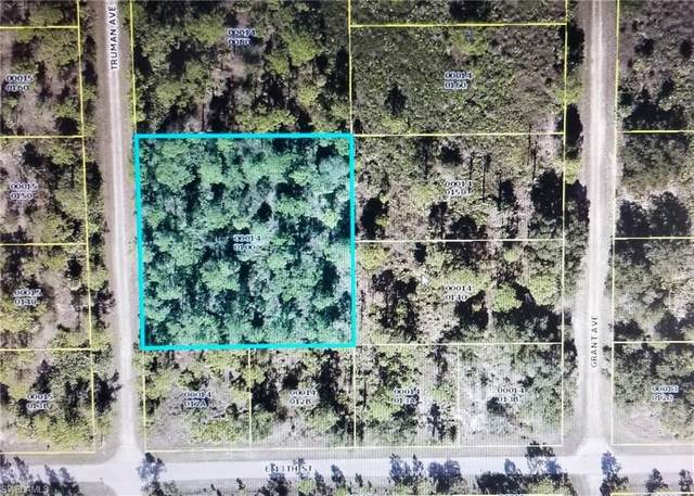 1304 Truman Avenue, Lehigh Acres, FL 33972 (MLS #221053230) :: Realty World J. Pavich Real Estate