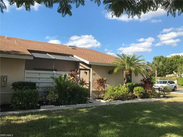 1518 SW Courtyards Lane #198, Cape Coral, FL 33914 (MLS #221053250) :: The Naples Beach And Homes Team/MVP Realty