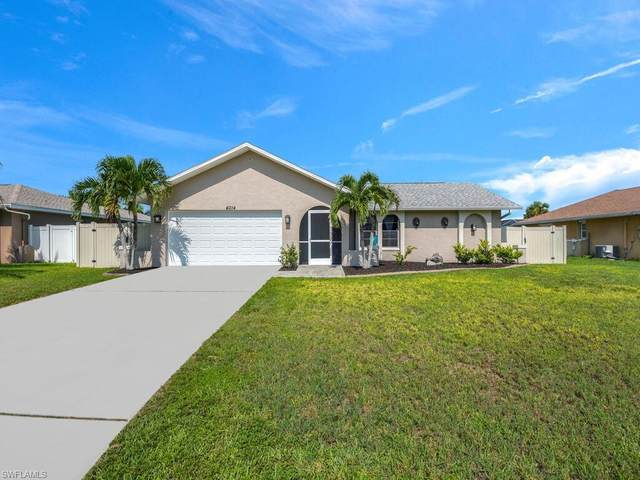 4014 SW 1st Avenue, Cape Coral, FL 33914 (MLS #221053270) :: The Naples Beach And Homes Team/MVP Realty