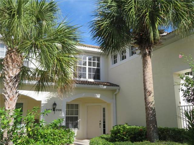10115 Colonial Country Club Boulevard #2106, Fort Myers, FL 33913 (MLS #221053314) :: RE/MAX Realty Group