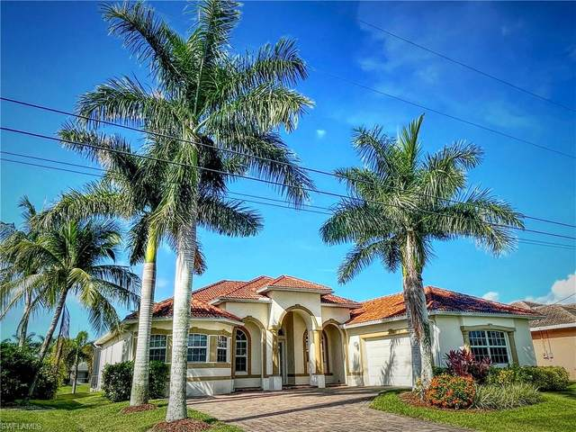 2918 SW 38th Terrace, Cape Coral, FL 33914 (MLS #221053368) :: MVP Realty and Associates LLC