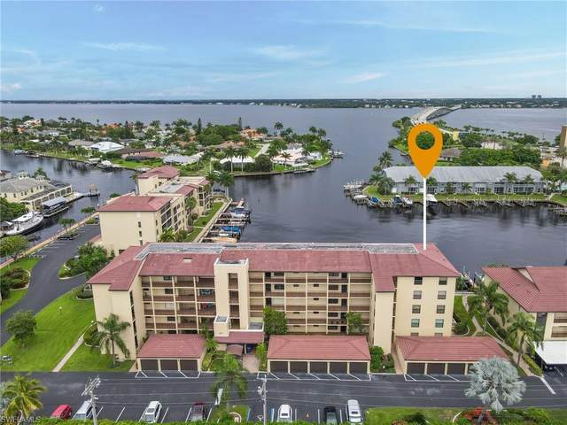 4703 SE 17th Place #101, Cape Coral, FL 33904 (MLS #221053461) :: RE/MAX Realty Group