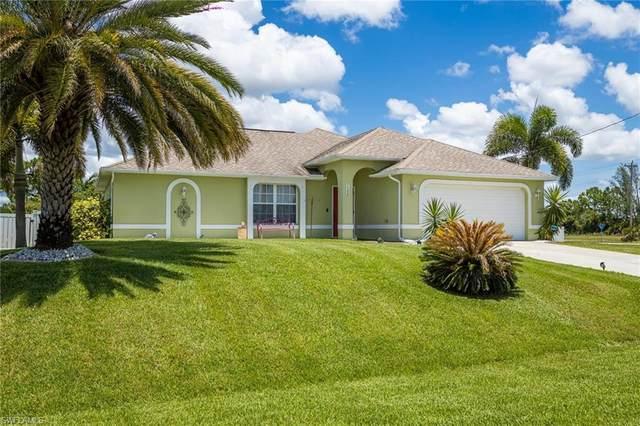 1125 NE 33rd Lane, Cape Coral, FL 33909 (MLS #221053464) :: BonitaFLProperties