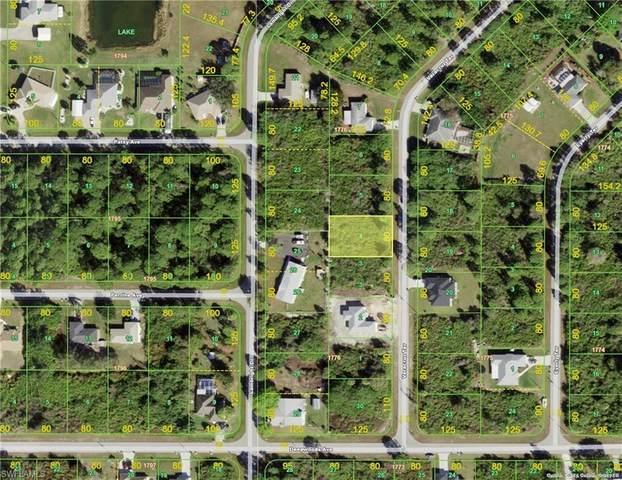 5587 Veracruz Terrace, Port Charlotte, FL 33981 (#221053488) :: Southwest Florida R.E. Group Inc