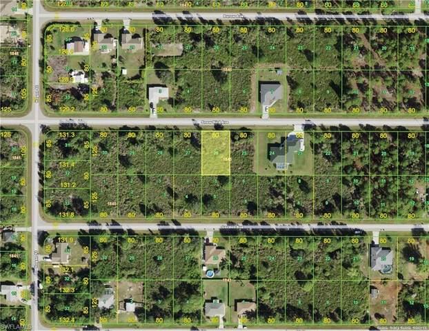 12113 Snow Bird Avenue, Port Charlotte, FL 33981 (#221053498) :: Southwest Florida R.E. Group Inc