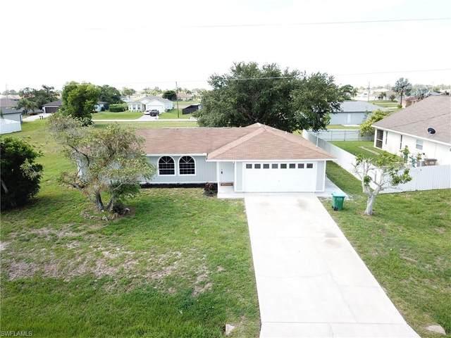 1506 NW 20th Terrace, Cape Coral, FL 33993 (#221053547) :: Jason Schiering, PA