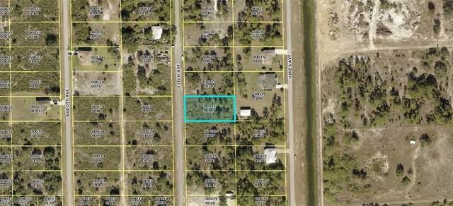 608 Fitch Avenue, Lehigh Acres, FL 33972 (#221053554) :: The Dellatorè Real Estate Group