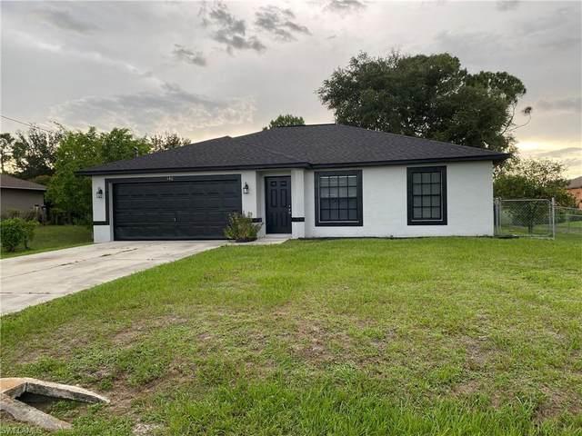 140 Zenith Circle, Fort Myers, FL 33913 (#221053556) :: Jason Schiering, PA