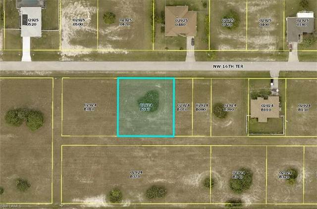 1508 NW 16th Terrace, Cape Coral, FL 33993 (MLS #221053572) :: MVP Realty and Associates LLC