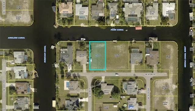 1009 SE 15th Street, Cape Coral, FL 33990 (MLS #221053618) :: MVP Realty and Associates LLC