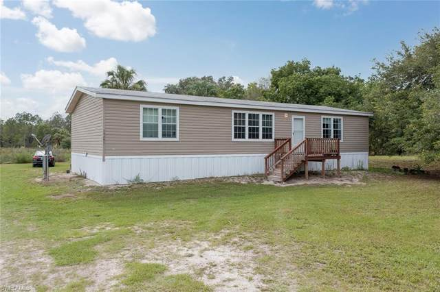 305 Kirby Thompson Road, FORT DENAUD, FL 33935 (MLS #221053638) :: RE/MAX Realty Group