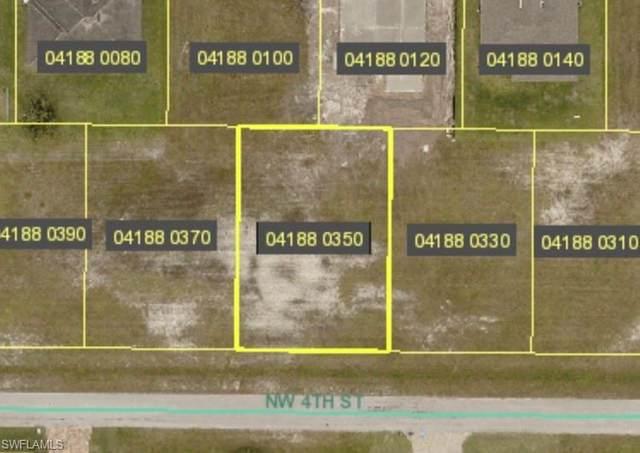 3323 NW 4th Street, Cape Coral, FL 33993 (#221053654) :: Southwest Florida R.E. Group Inc