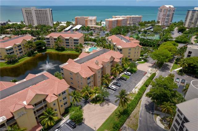 7411 Bella Lago Drive #444, Fort Myers Beach, FL 33931 (MLS #221053715) :: Coastal Luxe Group Brokered by EXP