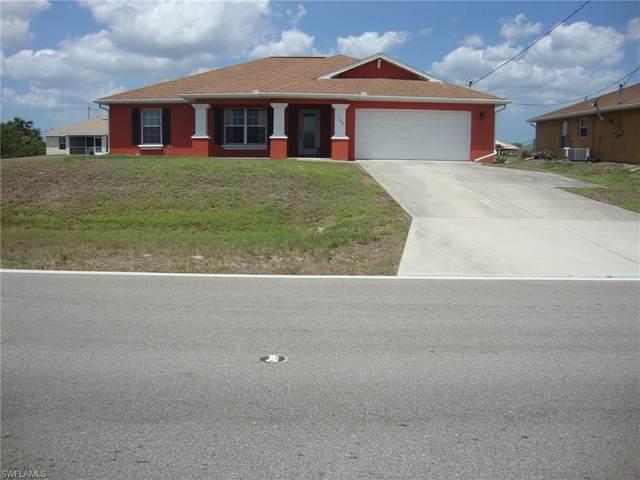 1102 Nelson Road N, Cape Coral, FL 33993 (#221053757) :: Jason Schiering, PA