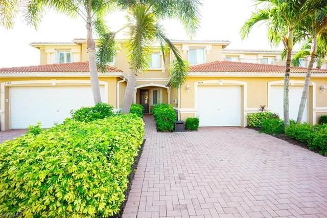 3324 Dandolo Circle, Cape Coral, FL 33909 (MLS #221053779) :: Dalton Wade Real Estate Group