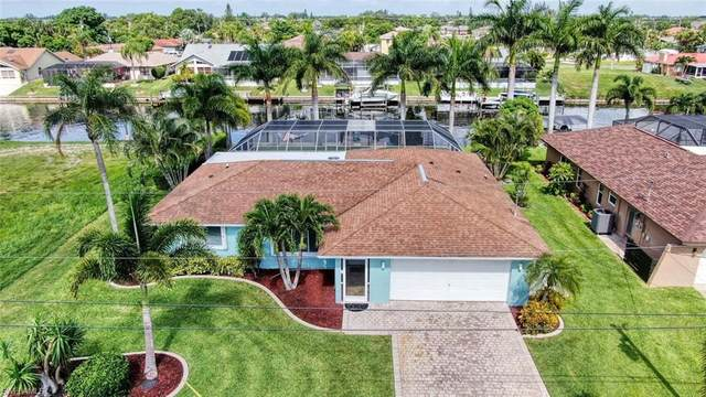 1522 SE 10th Place, Cape Coral, FL 33990 (MLS #221053803) :: Medway Realty