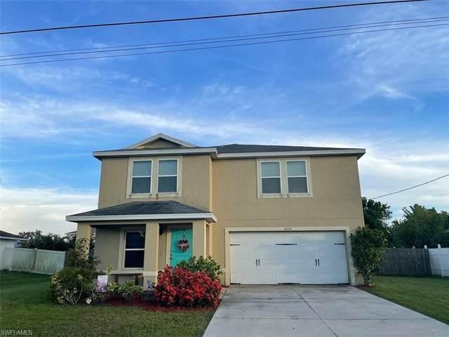 1414 SW 11th Street, Cape Coral, FL 33991 (MLS #221053837) :: MVP Realty and Associates LLC