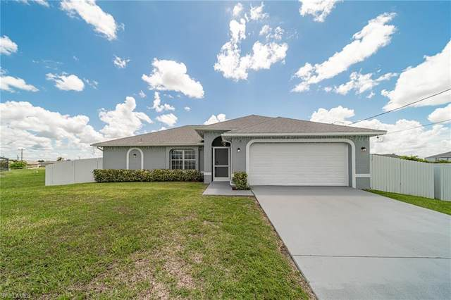 1401 NE 1st Place, Cape Coral, FL 33909 (#221053839) :: Southwest Florida R.E. Group Inc