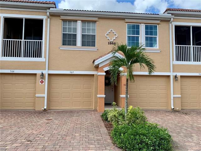 1866 Concordia Lake Circle #507, Cape Coral, FL 33909 (MLS #221053841) :: Florida Homestar Team