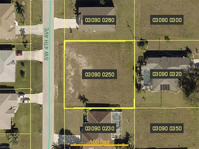1709 SW 4th Avenue, Cape Coral, FL 33991 (MLS #221053854) :: RE/MAX Realty Group