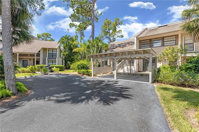16454 Timberlakes Drive #102, Fort Myers, FL 33908 (MLS #221053938) :: Realty World J. Pavich Real Estate