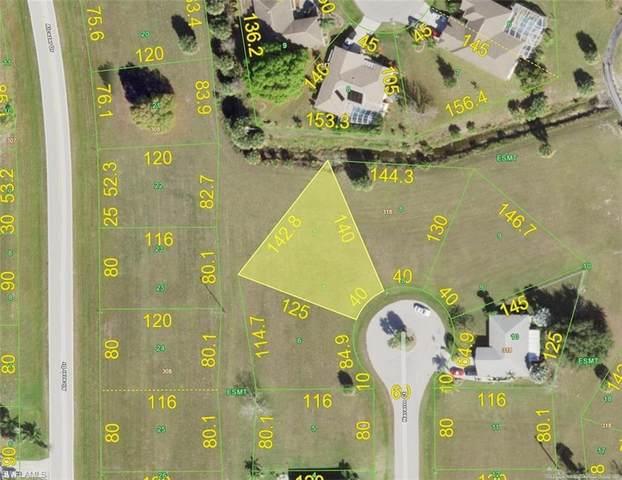 16317 Navarro Court, Punta Gorda, FL 33955 (#221053973) :: Jason Schiering, PA