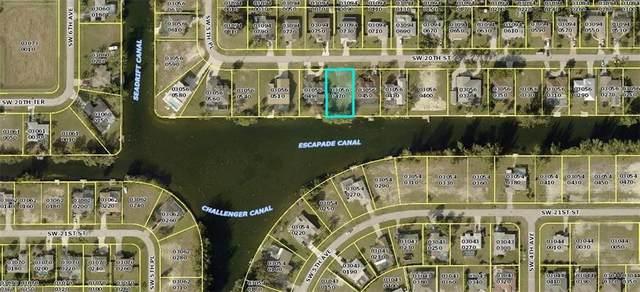 440 SW 20th Street, Cape Coral, FL 33991 (#221053979) :: Southwest Florida R.E. Group Inc