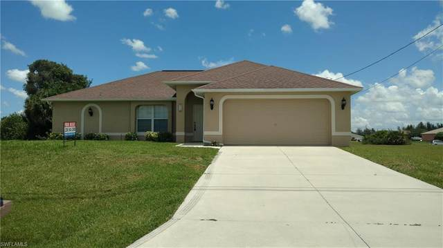 313 NW 16th Place, Cape Coral, FL 33993 (MLS #221053992) :: MVP Realty and Associates LLC