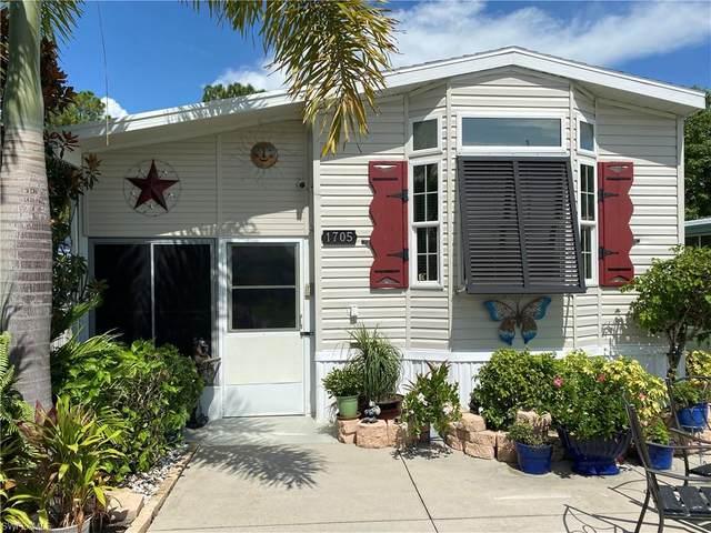 1705 E Manatee Loop, Punta Gorda, FL 33950 (MLS #221053997) :: Realty World J. Pavich Real Estate
